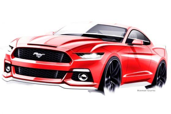 Így született az új Mustang  a rajzasztaltól a gyártósorig - Gyártósor -  autopro.hu - A magyar gépjárműgyártók és -beszállítók honlapja 51a7734b1b