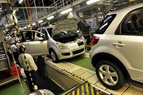 Tavaly 170 ezer autót gyártott Esztergomban a Suzuki.