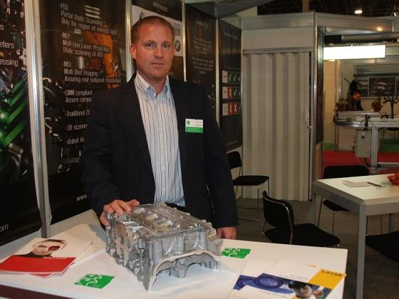 Dr. Gotthard Viktor: még hengerfejek bonyolult csatornáit is képes ellenőrizni a szabadalmunk