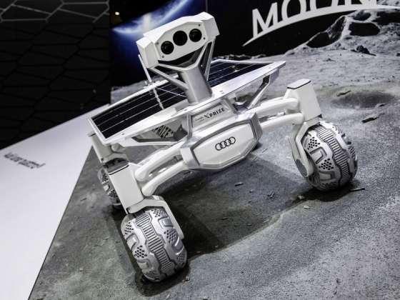 Audi a Holdon - Ez történt a 48. héten