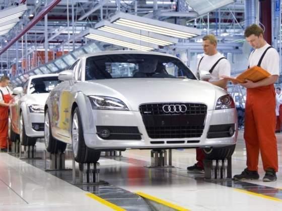 Ismertté vált az Audi 2017-re szóló béremelési javaslata