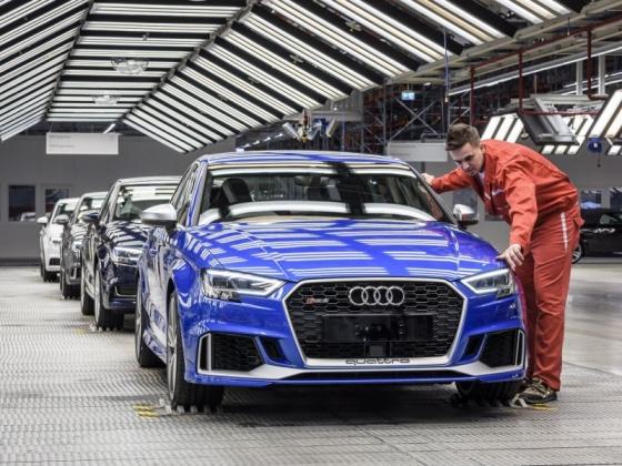 Tizedével csökkent tavaly az Audi Hungaria árbevétele