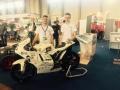 Magyar fiatalok is kigurultak saját készítésű járműveikkel az AMTS-re