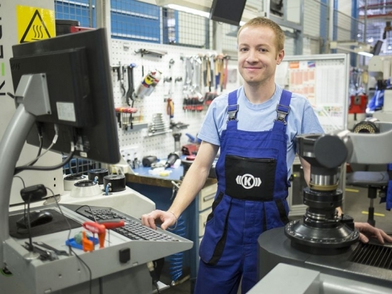 Knorr Bremse Form Partnership With Training Centres To Train Machine  Cutters And CNC Machine Operators