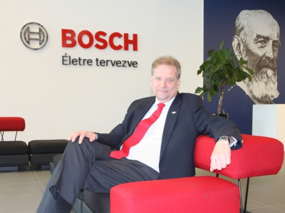 Daniel Korioth: a Bosch munkatársai történelmet írnak