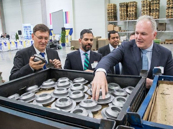 Újabb indiai beszállító kezdte meg a termelést Magyarországon