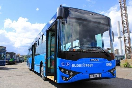 BKV to test Hungarian-built bus - News - AutoPro - English