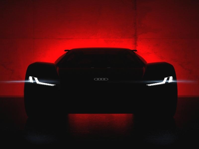 Hrom Ht S Lehull A Lepel Az Audi J E Tronjrl