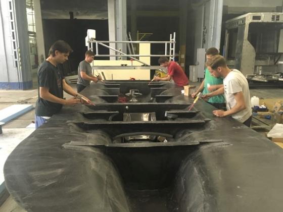Solar Boat Team